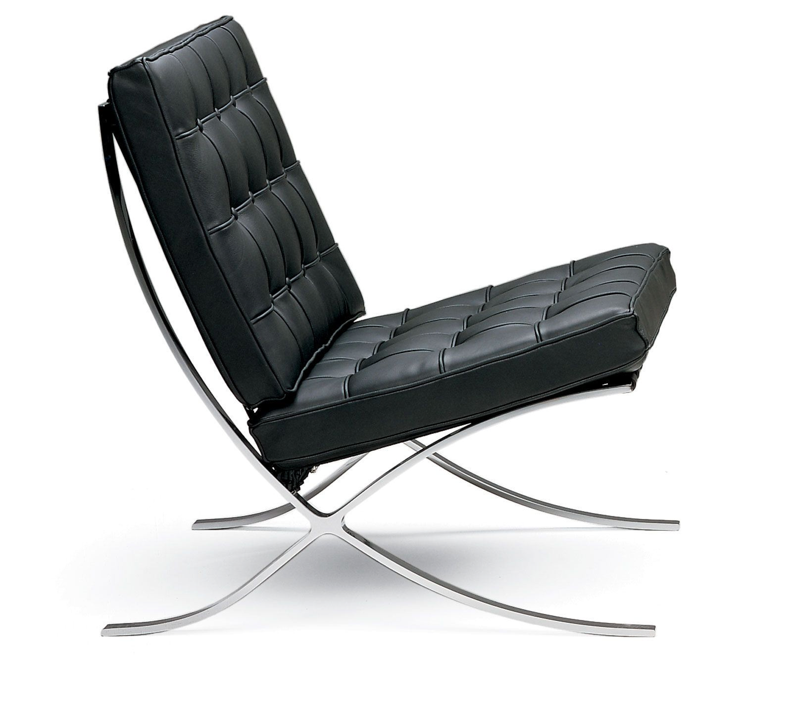 Image gallery mies chair for Replica designer sessel