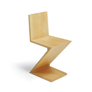 Amazing Malik Gallery Collection Gerrit Thomas Rietveld Zig Zag Chair Ncnpc Chair Design For Home Ncnpcorg