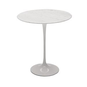 Round Tulip Table - H 20