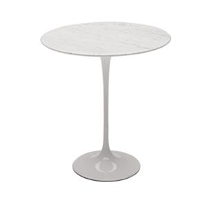 Round Tulip Table   H 20